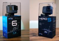 GoPro HERO5 BLACKが値下げ!今ならHERO6 BLACKとどっちを選ぶ?